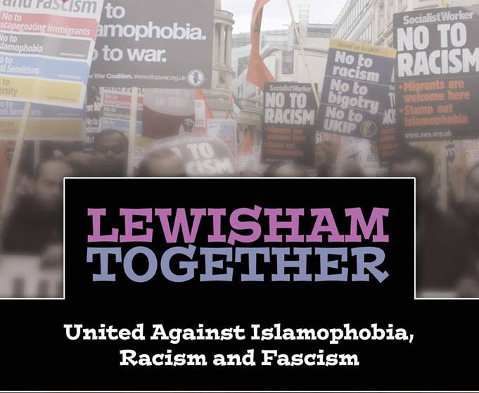Lewisham Together – Diary of events